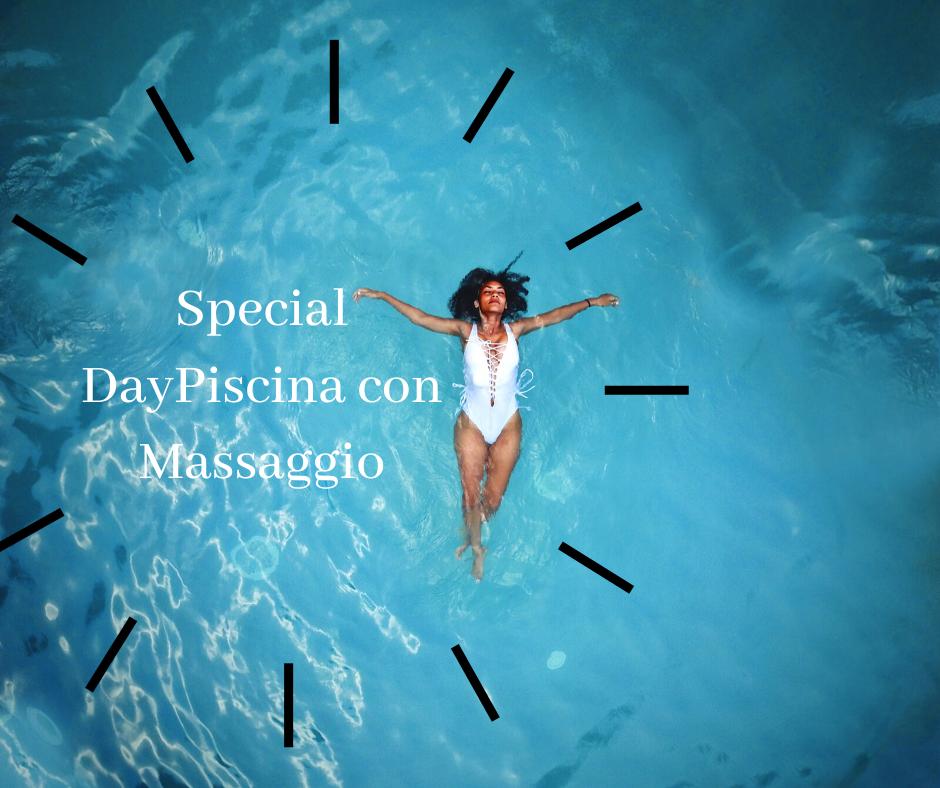 Promo Special DayPiscina con Massaggio